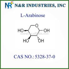 Proveedor confiable y alta calidad L-arabinose 87-72-9 / 5328-37-0