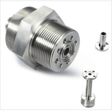 CNC Turning Machining Stsinless Steel Screw Machine Parts