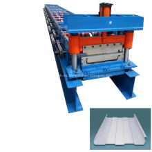 Máquina perfiladora de techos con costura vertical Kr18