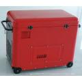 Бесшумный дизельный генератор 3kw 4.8kw 5kw 6kw 7kw 10kw 12kw для продажи Цены
