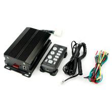 CE High Quality Police Ambulance Car Alarm 95dB 125dB 12V 24V 100W 150W Wireless Remote Control Siren 200W