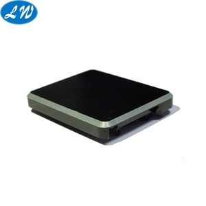 CNC machining  anodized aluminum electronic cigarette box