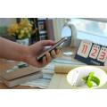 Touch-u Silikon-Telefonständer mit allen Arten von Farben mit Einzelhandelspaket