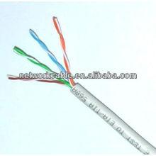 CAT 5e LAN Cable de red de 100MHz Fabricante