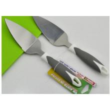 Рекламный торт Лопата / Лопата для пиццы / Лопата для выпечки из нержавеющей стали / Инструменты для выпечки / Нож для пиццы