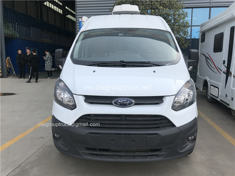 2019 Ford ambulans baru