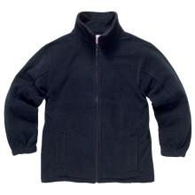 venda quente homens polar casaco de lã