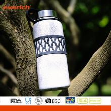2016 Vaccum Edelstahl-Doppelwand-populäre Sport-Wasser-Flasche mit Hülse