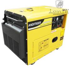 Kipor Tipo Inicio Generadores Eléctricos Super Silent Diesel