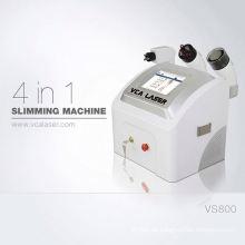 Mini-Kavitation Tripolar multipolare bipolare RF-Maschine für den Heimgebrauch