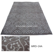 Fashion Embossing Mink Carpet