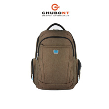 Chubont Beautiful Style Vertical Backpack Men Backpack Laptop Backpack