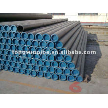 seamless carbon gas pipe