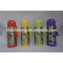 occasion de thermo king unités vente growler verre bouteille silicone manchon acier thermos thermos pour plats chauds