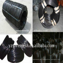 DIRECT FACTORY para alambre negro / alambre recocido negro con alta calidad