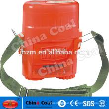 CHINA NOVA ZYX60 isolou o auto-salvador de mineração de oxigênio comprimido