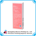 OEM guangzhou factory customized soap packaging box for wholesale