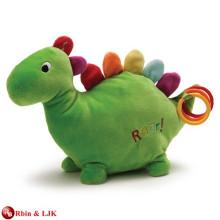 EN71 и стандарт ASTM, игрушки плюшевые динозавры