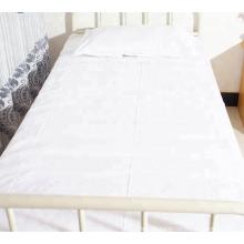100% Baumwolle Krankenhäuser Medical Cotton Bettlakenabdeckung