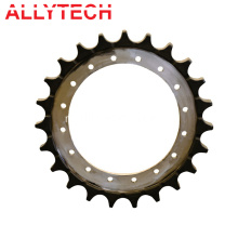 Gieten van Green Machine Sprocket