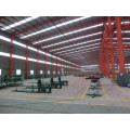 Pre Engineered Steel Structure Frame Building Factory