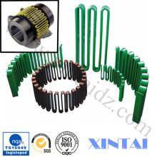 Forma de arame para peças de cabo de cabide