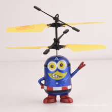 Infrared Induction Flying Mini Aircraft with Flashing Light (10263294)