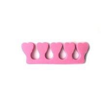 Мягкая красотка ногтя Pedicure оборудует разделители пальца ноги пены ЕВА с 5 пальцами ноги для маникюра