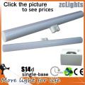 S14D 6W LED Bathroom Mirror Light with Ce and RoHS