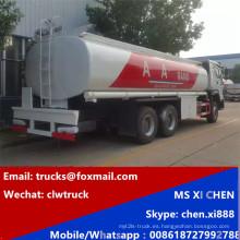 Mano derecha conducir camiones de Sinotruk 25cubic medidor combustible