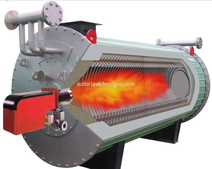 Oil/Gas Fired Steam Boiler