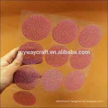 Autocollants en cristal / autocollants acryliques / autocollants en acrylique acrylique /