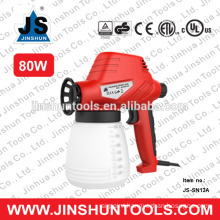 JS professional OEM spray gun with 0.8mm nozzle