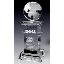 Prix Crystal Global Empire pour Souvenir (NU-CW806)