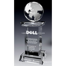 Премии Хрустальная Глобальной Империи для сувенира (ну-CW806)