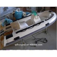 barco novo de RIB360C 2015 costela barco inflável com ce