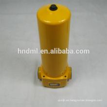 Fabricante de filtro preferido, Reemplazo a la carcasa del filtro de alta presión LEEMIN ZUI-E25X10DLP, FILTRO DE LÍNEA DE ALTA PRESIÓN ZUI-E25