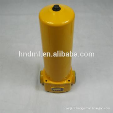Fabricant de filtres préféré, remplacement du boîtier de filtre haute pression LEEMIN ZUI-E25X10DLP, FILTRE LIGNE HAUTE PRESSION ZUI-E25
