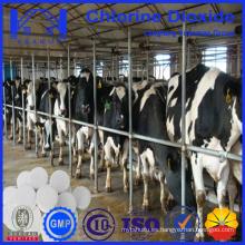 Comprimidos de dióxido de cloro 10% para el desinfectante de aves y ganado