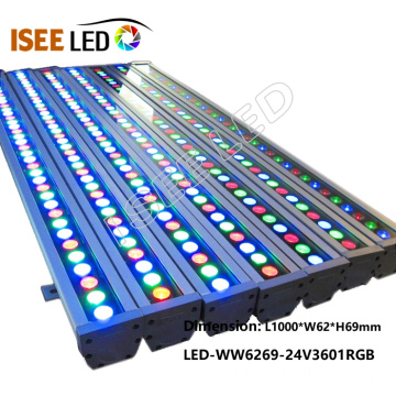 DMX Decoder Interior RGB Led Wall Washer Light