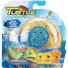 Caminata eléctrica y juguete de la tortuga de la nadada