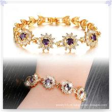Moda jóias acessórios de moda pulseira de cobre (ab267)