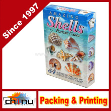 Amazing Sea Shells Playing Cards - Deck of 54 Cards (430052)