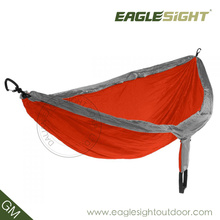 New Design OEM Compressed Double-Sized Parachute Hammock