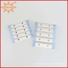 Polyolefin Heat Shrinkable Wire Identification Sleeves/ Cable Marker