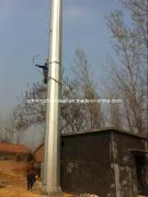 GSM Mono Pole /Single Pole / Tubular /Self Supporting Communication Tower