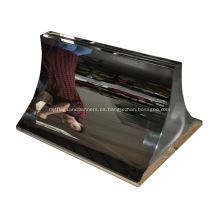 Base de póster de panel acrílico de 1720 mm de altura