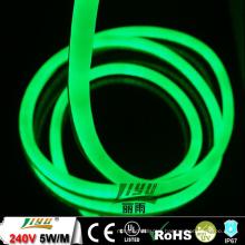 China supply 24V 5W/m LED neon flexible PVC Hose