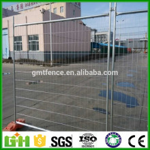 Direct Factory Cheap Price Australia Usado Galvanized Temporary Fence