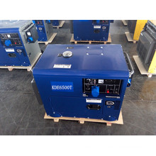 AC Single Phase 50Hz/4.2kw Silent Diesel Generator with ATS Design for South Africa